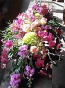 Speciale bloemen 'Rouw'